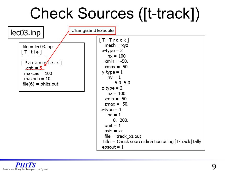 Check Sources ([t-track])